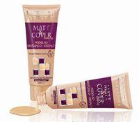 MATT&COVER, серия Производителя Eveline Cosmetics