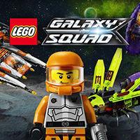 Galaxy Squad, серия производителя LEGO