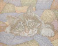 Живопись на холсте с цветным трафаретом, серия Производителя Белоснежка