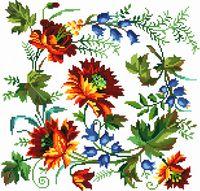 Цветы, серия Производителя Белоснежка