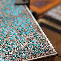 Синева Майя, серия Товара Paperblanks - фото, картинка
