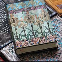 Тигровая лилия, серия Производителя Paperblanks