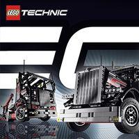 Technic, серия производителя LEGO