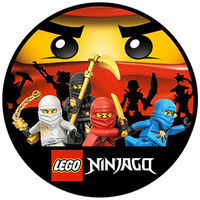 Ninjago, серия Товара LEGO - фото, картинка