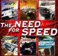 Need For Speed, серия Разработчика Electronic Arts