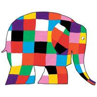 Элмер, слон в клеточку, серия Издательства Самокат - фото, картинка