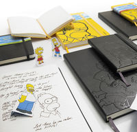 The Simpsons, серия Товара Moleskine - фото, картинка